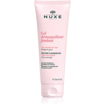 Nuxe Cleansers and Make-up Removers gel de curatare pentru piele normala si mixta