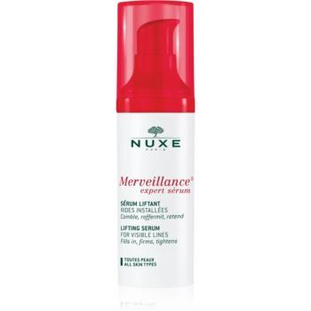 Nuxe Merveillance Expert liftingové sérum pro všechny typy pleti 30 ml