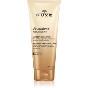Nuxe Prodigieux lapte de corp pentru femei 200 ml
