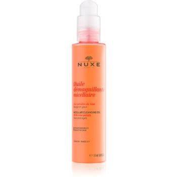 Nuxe Cleansers and Make-up Removers gel micelar de curățare pentru piele sensibila