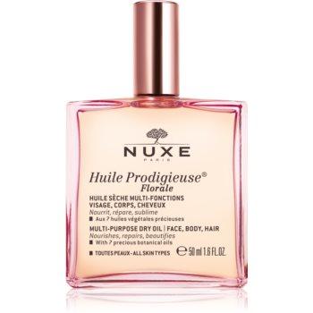 Nuxe Huile Prodigieuse Florale ulei multifuncțional pentru față, corp și păr