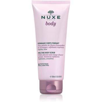 Fotografie Nuxe Body sprchový peeling pro všechny typy pokožky 200 ml