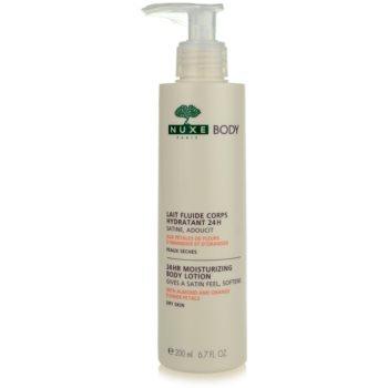 Nuxe Body hidratáló testápoló tej száraz bőrre