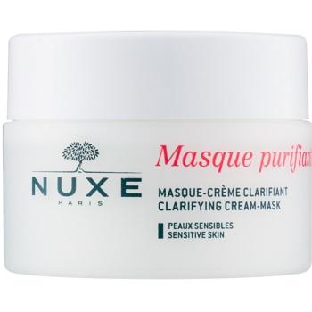 Nuxe Cleansers and Make-up Removers čisticí maska pro citlivou pleť 50 ml
