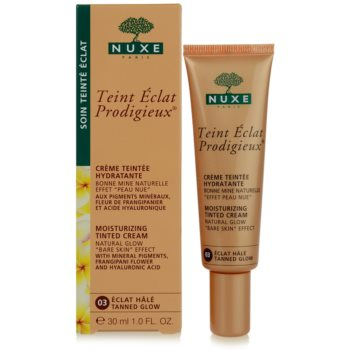 Nuxe Maquillage Prodigieux Tinted Hydrating Cream 1