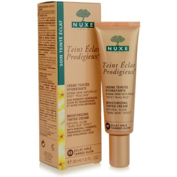 Nuxe Maquillage Prodigieux Tinted Hydrating Cream 2