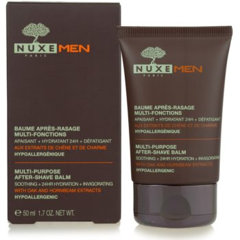 Nuxe Men kojący balsam po goleniu o dzłałaniu nawilżającym 1