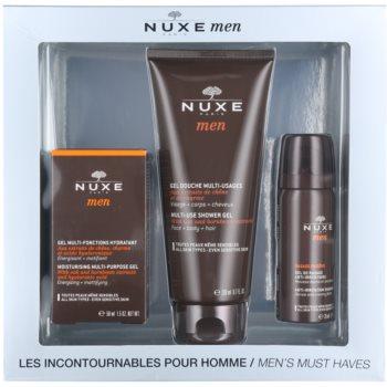 Nuxe Men козметичен пакет  IX.
