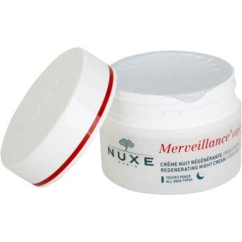Nuxe Merveillance відновлюючий нічний крем для всіх типів шкіри 1