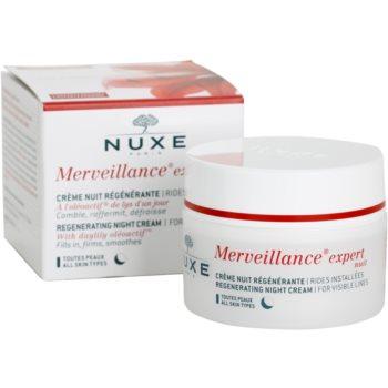 Nuxe Merveillance відновлюючий нічний крем для всіх типів шкіри 2