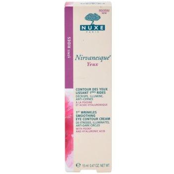 Nuxe Nirvanesque wygładzający krem pod oczy przeciw cieniom 3