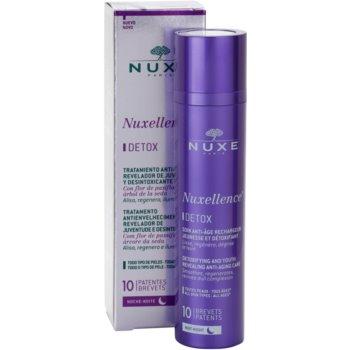 Nuxe Nuxellence detoxifiere cu efect de intinerire 2