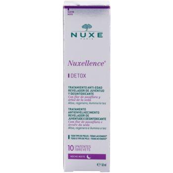 Nuxe Nuxellence detoxifiere cu efect de intinerire 4