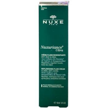 Nuxe Nuxuriance Ultra creme fluido rejuvenescedor para pele normal a mista 2