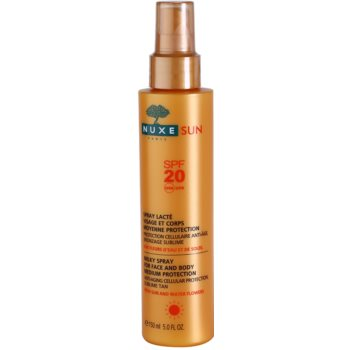 Nuxe Sun spray do opalania SPF 20