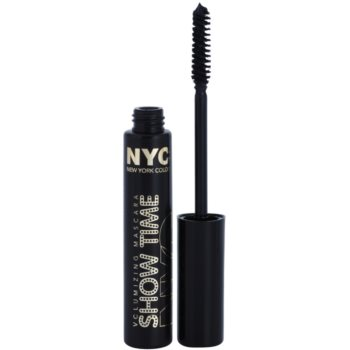 NYC Show Time Volumizing Mascara об'ємна туш для вій