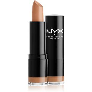 NYX Professional Makeup Extra Creamy Round Lipstick ruj crema imagine