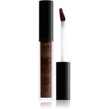 NYX Professional Makeup Can't Stop Won't Stop corector lichid poza noua