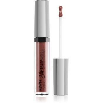 NYX Professional Makeup Slip Tease lac de buze intens pigmentat poza