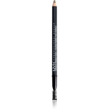 NYX Professional Makeup Eyebrow Powder Pencil creion pentru sprancene