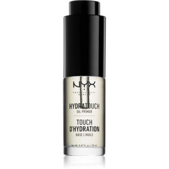 NYX Professional Makeup Hydra Touch baza hidratantă de machiaj poza noua