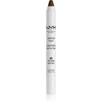 NYX Professional Makeup Jumbo tužka na oči odstín JEP602 Dark Brown 5 g