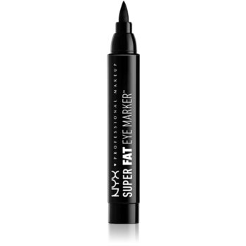 NYX Professional Makeup Super Fat Eye Marker eyeliner în fix
