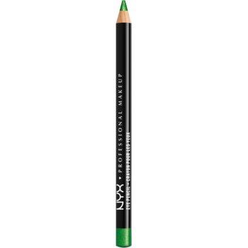 NYX Professional Makeup Eye and Eyebrow Pencil creion de ochi cu trasare precisă