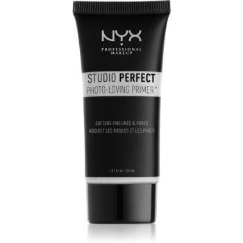 NYX Professional Makeup Studio Perfect Primer baza pentru machiaj