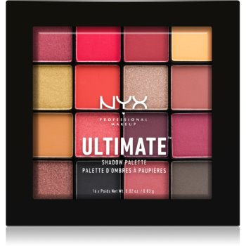 NYX Professional Makeup Ultimate Shadow paletã cu farduri de ochi imagine produs
