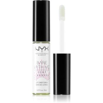 NYX Professional Makeup Bare With Me Hemp Lip Conditioner ulei pentru buze imagine