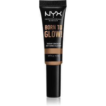 NYX Professional Makeup Born To Glow corector iluminator imagine produs
