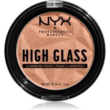 NYX Professional Makeup High Glass iluminator poza noua