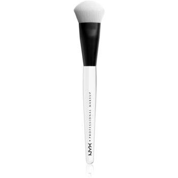 NYX Professional Makeup High Glass iluminator pensulă corectoare