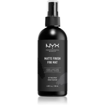 NYX Professional Makeup Makeup Setting Spray Matte spray pentru fixare