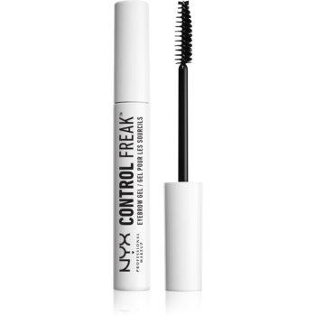 NYX Professional Makeup Control Freak gel na obočí a řasy pro dokonalý vzhled 9 g