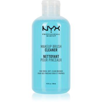 NYX Professional Makeup Makeup Brush Cleaner perie de curã?are imagine produs