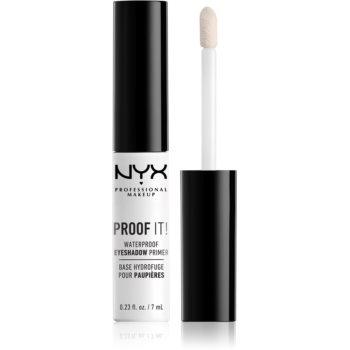 NYX Professional Makeup Proof It! baza pentru fardul de ochi imagine produs
