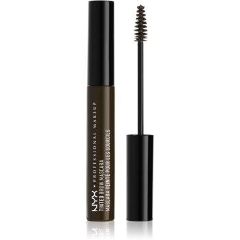 NYX Professional Makeup Tinted Brow Mascara mascara pentru sprancene