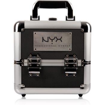 NYX Professional Makeup Beginner Makeup Artist Train Case servietã pentru cosmetice imagine produs