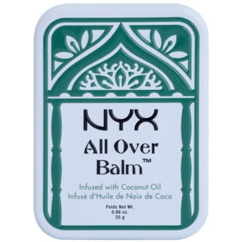 NYX Professional Makeup All Over balsam pentru corp poza