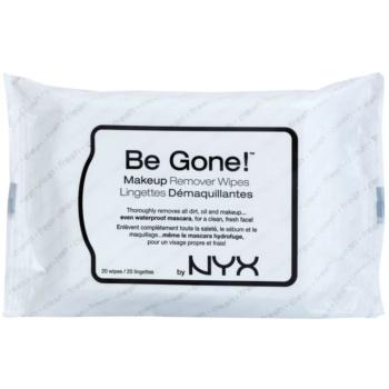 NYX Professional Makeup Be Gone! Abschminktücher