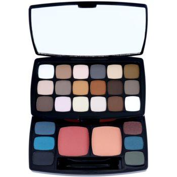 NYX Professional Makeup Bohéme Chic multifunkční paleta 36,4 g