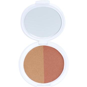 NYX Professional Makeup Bronzer & Blusher Combo bronzer a tvářenka 2v1 odstín 05 Bora Bora 10 g