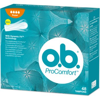 o.b. Pro Comfort Super tampoane poza