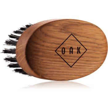 OAK Natural Beard Care perie pentru barba  1 buc