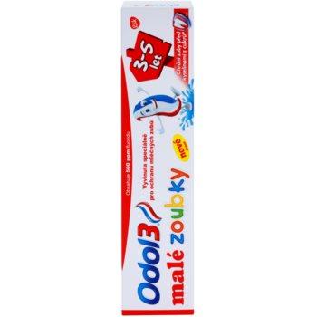 Odol 3  My Little Teeth паста за зъби за деца 2