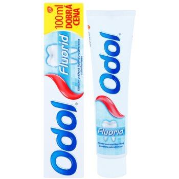 Odol Fluoride dentífrico com fluór 1