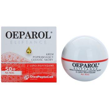 Oeparol Eliftance creme regenerador para restauração da densidade da pele com lipopeptidos 1