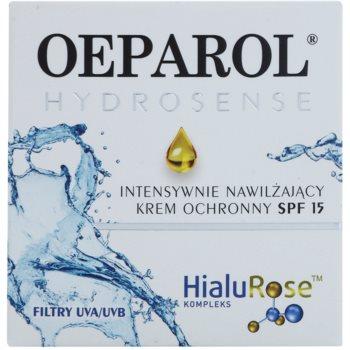 Oeparol Hydrosense intenzivní hydratační krém SPF 15 2